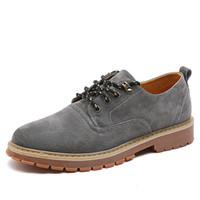 2020 stile popolare autunno e l'inverno di personalità Mens con lacci scarpe da lavoro casuali per gli affari vestito quotidiano