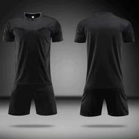 Fair Play professionellen Fußball-Schiedsrichter-Trikots kurzschließt Sportbekleidung Anzug setzt Hosen Erwachsener Fußball-Schiedsrichter-Kits de futbol Richter-T-Shirts