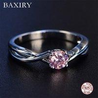 Las piedras preciosas de moda amatista anillo de plata azul zafiro anillo de plata de la joyería 925 anillos de Aquamarine por las mujeres anillos de compromiso