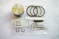 Véritable piston KIT pour Robin Subaru EH09 EH09-2 MOTEUR Moteur Piston Anneaux pin clips Assemblée rammer sabotage