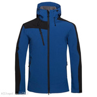 Felpe da uomo all'aperto Softshell North Jackets Apex Bionic Antivento Camping impermeabile Giù Sportswe Face Jacket 1720