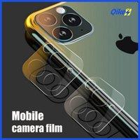 تغطية 3d كاملة عدسة الكاميرا فليم شفافة واقية خفف من الزجاج للحصول على برو 11 ماكس iPhone11 ط Phone11