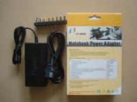 Universal 96W 4.0A DC ноутбук ноутбук AC - Зарядное устройство постоянного тока Адаптер питания 12V / 16V / 20V / 24V с US EU AU UK Plug 50 шт.
