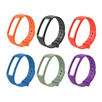 2019 New Arrival Smart Wristbands Strap Soft Silicone Sport ...