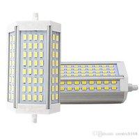 R7S J118 LED 디 밍이 가능한 30W 일광 6000K 3000K Double Ended J 유형 R7S LED 투광 조명 교체 램프 220V 110V
