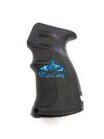 Ade Advanced Tactical Modello 47 Impugnatura a pistola per fucile ABS nero opaco