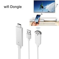 WiFi Wireless-HDMI-Dongle-Adapter zu 1080p HDTV Media Display MiraScreen Video Adapter Receiver HDMI TV Miracast DLNA Airplay