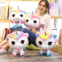 Unicorn Doll Plush Toy New Color Unicorn Doll Featured Doll ...