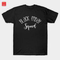 Black Friday equipe T-shirt Black Friday Esquadrão do Cyber Presente engraçado segunda-feira de Natal Pai de Ação de Graças