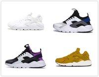 2020 nueva tendencia de diseño de alta explosión HUARACHE E.D.G.E. TXT QS Wallace cuarta generación de zapatillas de deporte de los zapatos ocasionales funcionales
