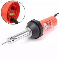 220V 1080W 2942pa alimentazione aria calda Saldatura a gas Heat Gun Saldatore plastica