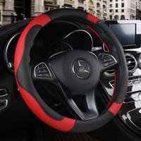Araba Direksiyon Kapağı Oto İç Aksesuarları Peugeot 406 407 508 3008 4007 4008 5008 307 SW 308 SW