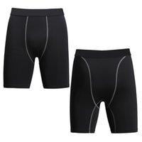 Summer Men Sports Running Quick Drying Shorts GYM Out Compre...