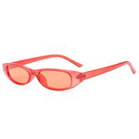 Мода Cateye солнцезащитные очки Женщины мужчины бренд дизайнер ретро старинные очки металлический каркас океан линзы солнцезащитные очки высокое качество UV400 3280