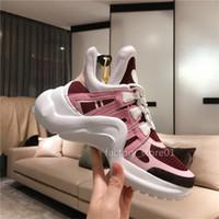 싸구려 럭셔리 디자이너 남자 여성 캐주얼 신발 싸구려 최고의 품질 패션 스니커즈 파티 플랫폼 신발 아치 워킹 Chaussures 스니커즈