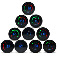 "DRAGON GAUGE 2"" 52mm  Water Temp Oil Temp Oil Pressure ..."