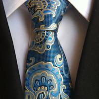 95 Styles Hommes Silk Cravates Fashion Hommes Mens Cravate Cravate De Mariage Handmade Cadre Angleterre Paisley Cravate Stripes Plaids Dots Craviche 2020