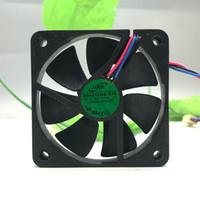 Для Adda AD0612MX-G76 Вентилятор охлаждения сервера DC 12V 0.13A 60x60x10 мм 3-провод