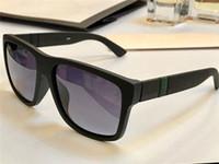 New polarizada homens óculos de sol esporte estilo 1124 quadrados recursos de quadro embarcar material popular estilo simples óculos de proteção de qualidade superior uv400
