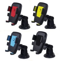 Car mount window dock windshield suction holder for cell pho...
