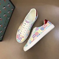 2020 Nuovo Lussemburgo Run Away Designer Shoes Monogram Arcobaleno multicolor sneakers più Gli Uomini causale Shoes Size 38-44 RD262
