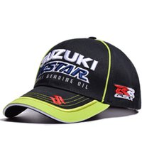 Suzuki racing cap outdoor sports riding hat baseball cap