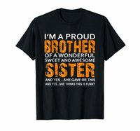 Funny Gift For Brother From Sister Birthday Present S1027 T ...
