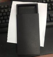 iPhone 8 8plus Telefon Kılıfı Perakende Lüks Siyah Blank Kraft Kağıt Ambalaj Kutusu için Özel Logo Hediye Kutusu