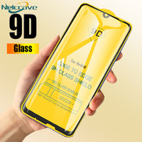 50pcs 9D curve the complete coverage of tempered glass For X...
