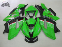 Fairings Moto Cinese per Kawasaki 2007 2008 Ninja ZX6R ZX-6R 636 07-08 ZX 6R 07 08 Set completo Kit di carenatura aftermarket