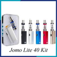 JomoTech Lite 40 Starter kits Jomo 40w box mod mini bulit- in...