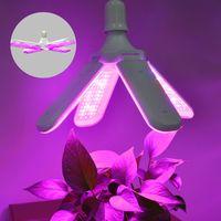 LED Ampul büyütün, Full Spectrum Bitki Sebze Tohum Başlama, sulu meyveler için Lamba Fikstürü büyütün, Kapalı Bitkiler için Lamba büyütün