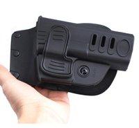 التكتيكية جريش مجداف اليد اليمنى الحافظة ل G17، G19، G45، G22، G23، G31، G32، G34