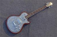 مخصص متجر Zemaitis C22MF NT Casimere المعادن الجبهة الغيتار الكهربائي روزوود فريت