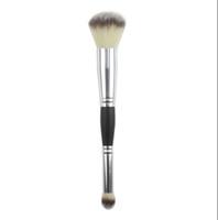 هيفنلي لوكس بشرة فرشاة الكمال # 7 فرش عالية الجودة ديلوكس الجمال ماكياج الوجه خلاط 50 قطع dhl مجانا