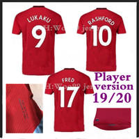 Player version 19 20 Manchester soccer jerseys United legend...