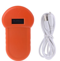 Pet ID Reader Animal Chip Digital Scanner USB Rechargeable R...