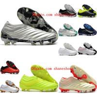 2021 прибытие мужские футбольные туфли COPA 20 + FG 19 FG футбольные ботинки Scalpe Calcio Открытый