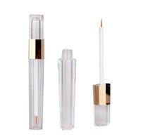 Fabrik-Preis 3 ml Wimpern Klebetube Mascara Rohr Eyeliner Vials leeren Wimpern Growth Oil Eye Gloss Lip gloss Kosmetikspender mit Stecker