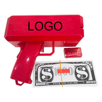Free DHL 12 PCS   Pack Make It Rain Money Gun Toy Christmas ...