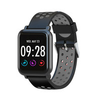 S9 Smart Watch Uomo Blood Pressure Ip68 Waterproof Fitness Tracker Clock Smartwatch per dispositivi indossabili Android Ios