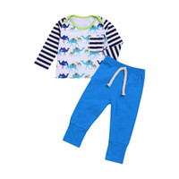 Baby Boys Clothes 2019 Autumn New Arrival Warm Cotton Long S...