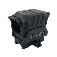 Тактический DI EG1 Red Dot Scope Голографический прицел Reflex 1.5 MOA Охотничий прицел для 20 мм Rail черный