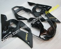 R6YZF complète COODLING COODLING POUR YAMAHA YZF 600 R6 1998 1999 2000 2002 Kit de carénage de motos YZFR6 (moulage par injection)