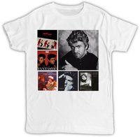 GEORGE MICHAEL WHAM LAST CHRISTMAS POSTER IDEAL GIFT DESIGNE...
