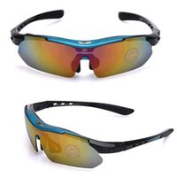 2019 sports de plein air vélo myopique cadre lunettes équipées de lunettes de soleil lunettes de soleil polarisant lunettes d'équitation, vélo de protection Gear Eyewear