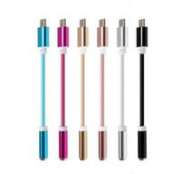 Тип-С Разъем 3,5 мм для наушников Адаптер USB-C Разъем 3,5 аудио патч-корда OTG Для Huawei Xiaomi samsung AUX аудио кабель