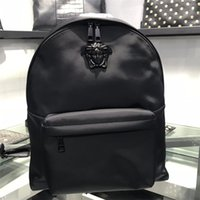 Designer luxury shoulder bag fashion leather backpack high- e...