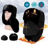 VIN Beauty Fashion Adjustable Warm Lei Feng' S Hat Ski H...