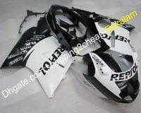 Per Honda Fairing Blackbird CBR1100xx 96-07 CBR 1100 XX 1996-2007 Bianco nero Kit carenatura del corpo della moto (stampaggio a iniezione)